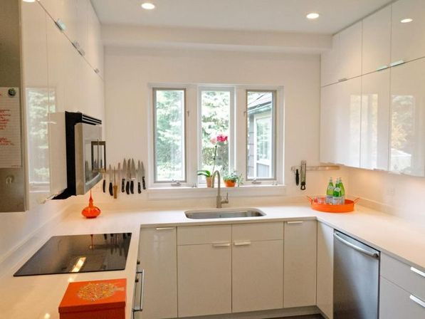 10 Important Tips for small kitchen design