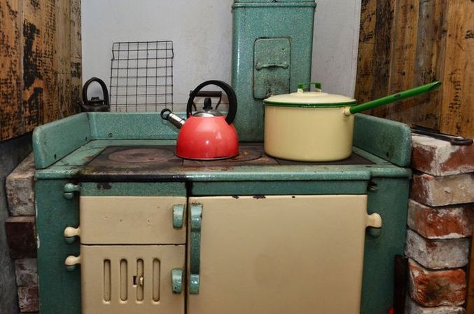 Types of antique kitchen stoves: how to choose the right one for you
