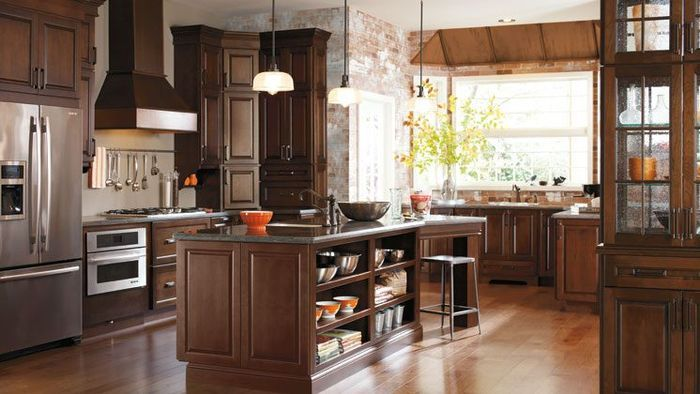 Values of the Diamond kitchen cabinets