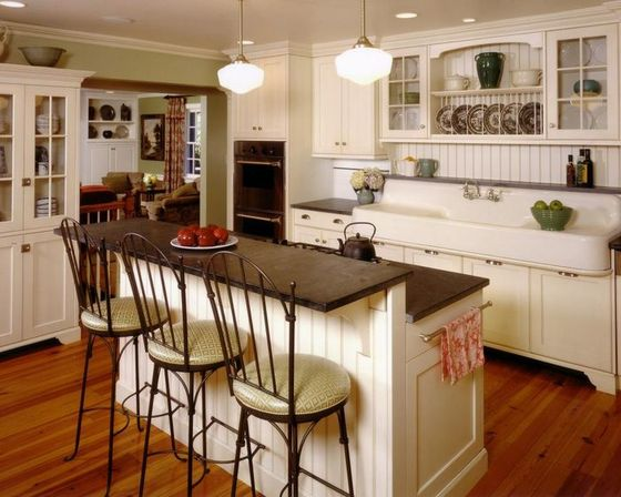 Main ideas for country cottage kitchen
