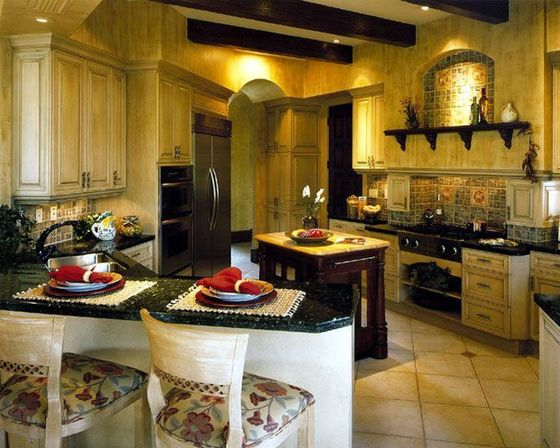 Selection Criteria of country kitchen decor themes