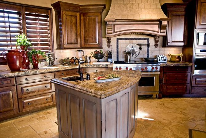 How to clean kitchen cabinets in beige tones | Kitchens designs ideas