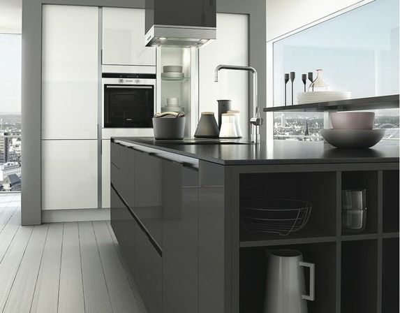 Versatility and ease of kitchen cabinet accessories