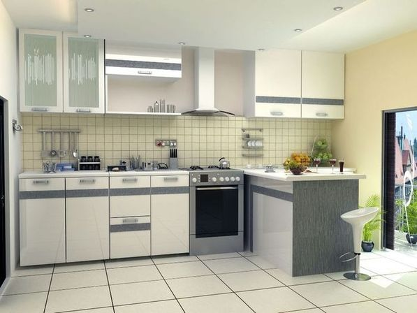 3 popular service to work on the design of the kitchen