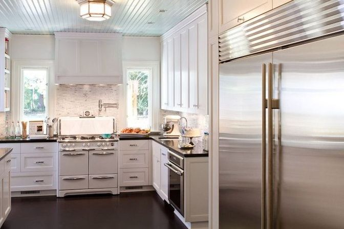 Flush mount kitchen lighting: all-round solutions