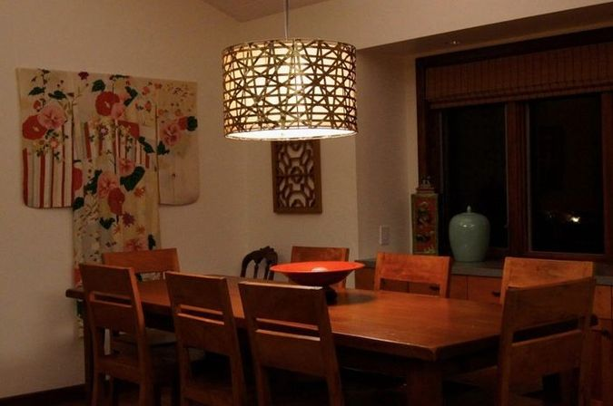Kitchen light fixtures: general and additional lighting