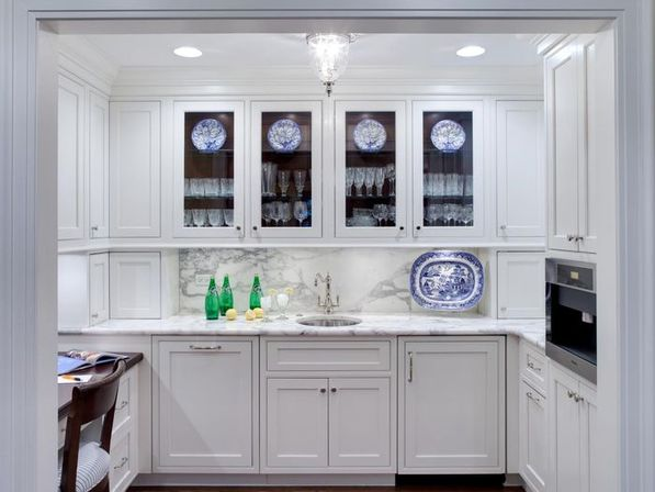 White kitchen cabinet doors, 12 photo