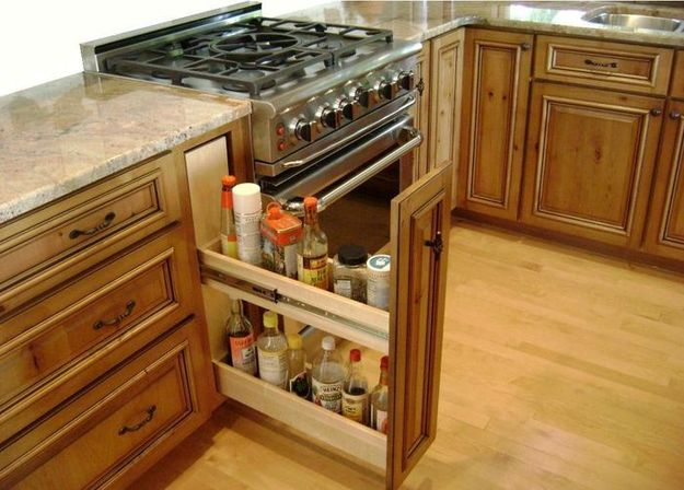 Best reasons for corner kitchen cabinet