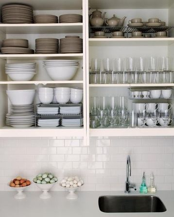 4 steps for great kitchen with kitchen cabinet organizers
