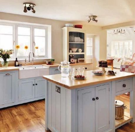 ... Against A Wall Or On The Ceiling, In Place Over The Kitchen Island,  Depending On The Location Of The Kitchen Sink. They Are Very Convenient  Solution For ...