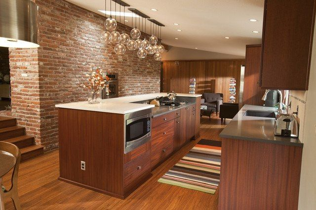 So you can save electrical energy wherein the desired area in the required time will be lit more brightly. It is necessary to consider the capacity of all ... & Kitchen pendant lighting: options ideas and main rules | Kitchens ... azcodes.com