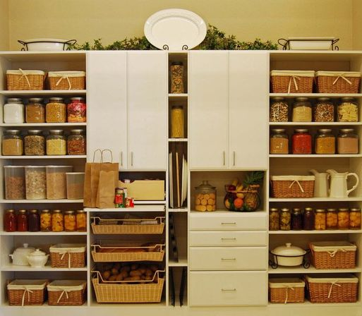 Useful Kitchen Pantry Cabinet