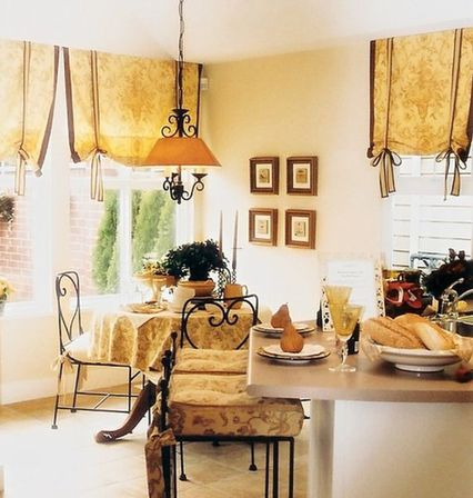 Since Country Kitchen Curtains Ideas U2013 It Is Very Fashionable And In Line  With Current Global Trends In Interior Design In The Home Appliances  Market, ...