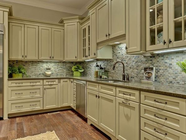 Refreshing With Painting Kitchen Cabinets | Kitchens designs ideas