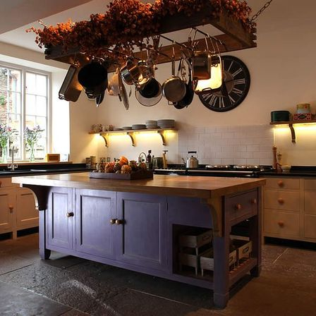 country style kitchen island 5 ways to use kitchens designs ideas. Black Bedroom Furniture Sets. Home Design Ideas