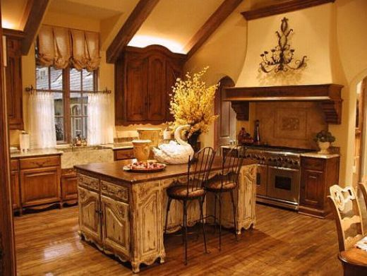 tuscan kitchen design with neutral tones: making | kitchens