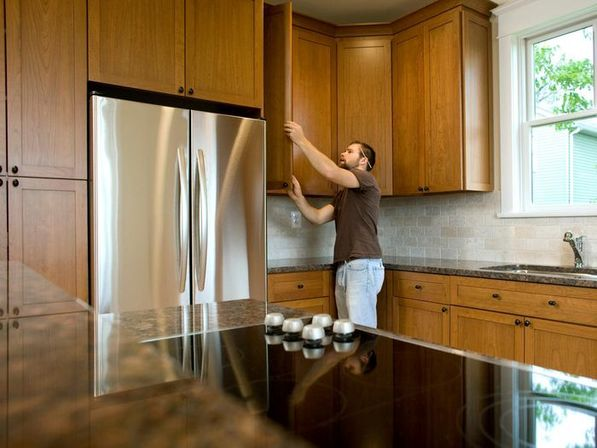 6 Ways how to install kitchen cabinets