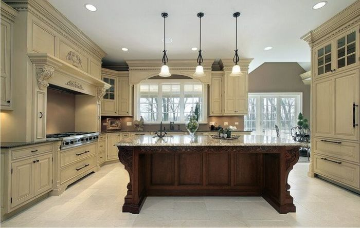 Buying Two Tone Kitchen Cabinets