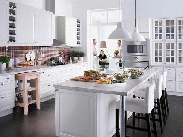 In IKEA There Are A Lot Of Contemporary Models, Which Can Refresh Your  Kitchen. Designers Of This Huge Company Are In Step With The Time,  Therefore All ...