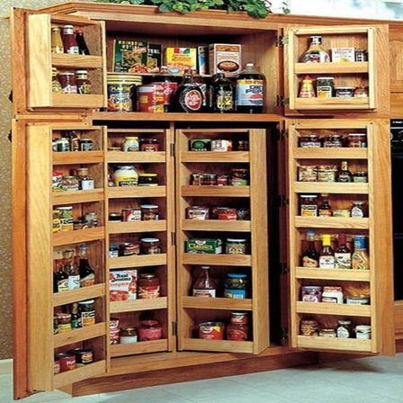 useful kitchen pantry cabinet | kitchens designs ideas
