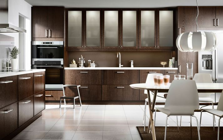 The majority of those who is going to do the remodeling of a kitchen  preferred IKEA to most popular designers and companies because of many  reasons. IKEA kitchen cabinets  reviews  is it worth to buy    Kitchens