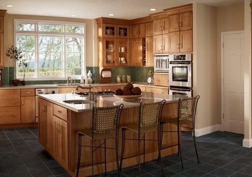 Kitchen Should Be Compact Kraftmaid Kitchen Cabinets