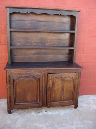 Antique Kitchen Hutch Cupboard Furniture