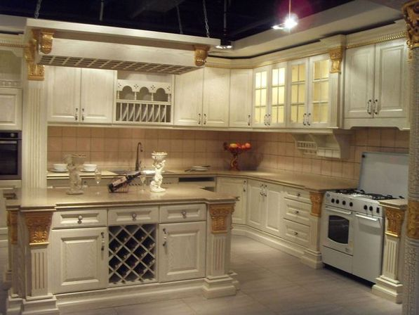 Nice Pay Attention To Detail In Choosing White Antique Kitchen Cabinets?