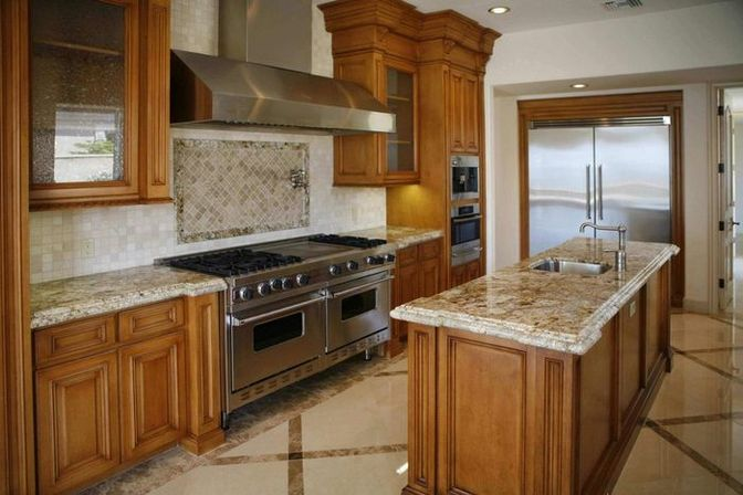 Beautiful kitchen designs is real Kitchens designs ideas