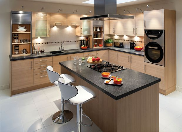 Small kitchen designs with island: 5 tips | Kitchens designs ideas