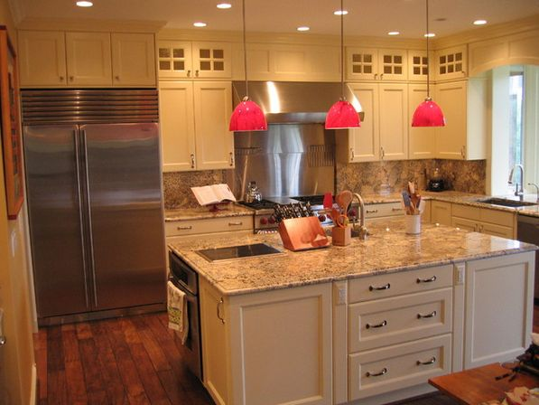 Kitchen Track Lighting Ideas Main Rules And Basic Principles Kitchens Designs Ideas