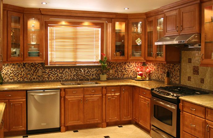 Used Kitchen Cabinets Like New Ones | Kitchens designs ideas