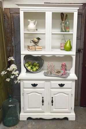 White Kitchen Hutch white kitchen hutch, top tips | kitchens designs ideas