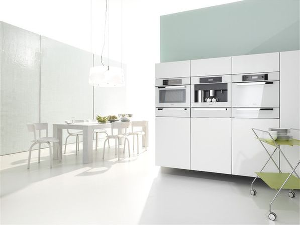 Modern style of registration of kitchen, as well as making of furniture  sets, is very democratic and allows to find the variant for every house  owner, ...