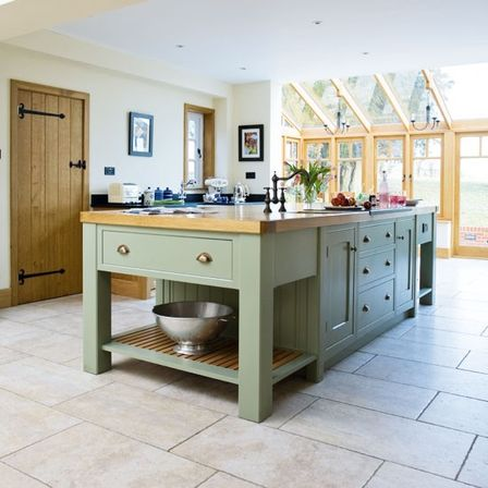 The Main Aspects Of Country Style Kitchen Decor. U201c