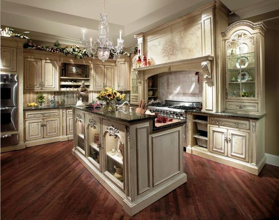 antique white kitchen cabinets photo   kitchens designs ideas  rh   beautikitchens com