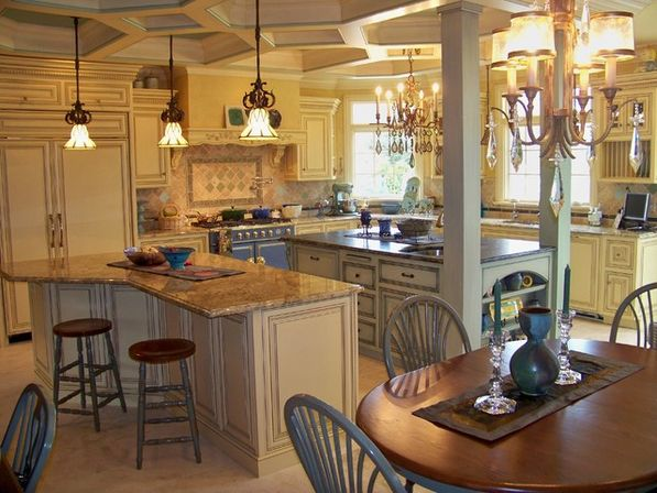Rustic French Country Kitchen french country kitchens. 50 gorgeous french country interior