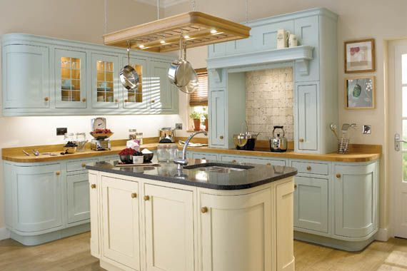 Single Row Or Linear Kitchen