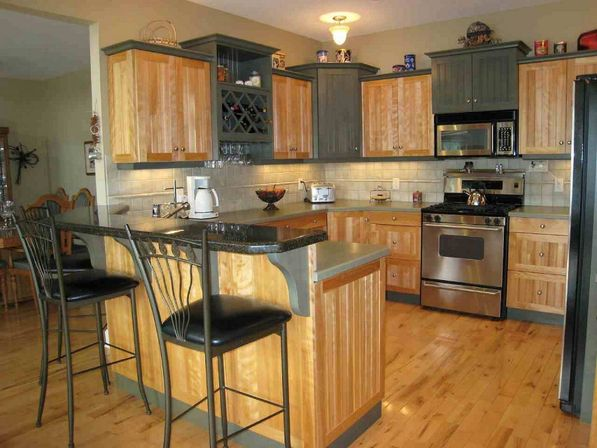 Small Kitchen Design Layout Ideas small kitchen design layout ideas The Basic Layout Of Narrow Kitchens