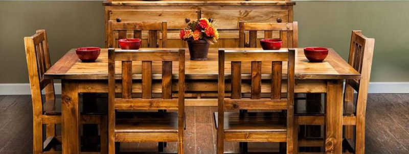 Farmhouse Country Dining Room Furniture Modern Home
