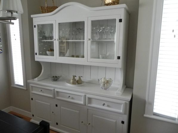 White Kitchen Hutch Top Tips Kitchens Designs Ideas