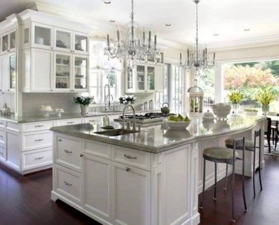 Ideas for painting kitchen cabinets white