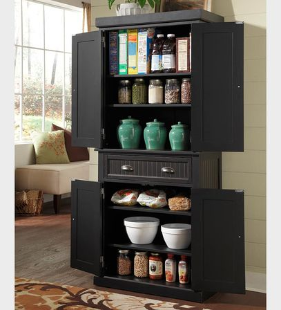 Kitchen Storage Cabinets Free Standing Keeping Implements Kitchens Designs Ideas