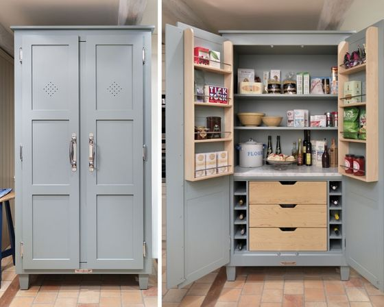 Kitchen Storage Cabinets Free Standing: Keeping Implements