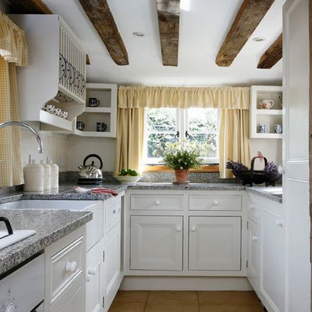 Small country kitchens 5 news kitchens designs ideas for Small country kitchen ideas