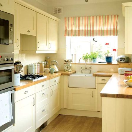 Perfect Small Country Kitchen Decorating Ideas