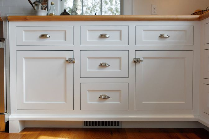 Kitchen cabinet hardware ideas how important kitchens for Kitchen cabinets with drawers