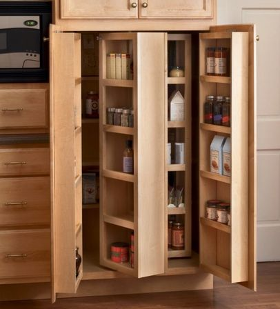 Kitchen storage cabinets free standing: Keeping Implements ...