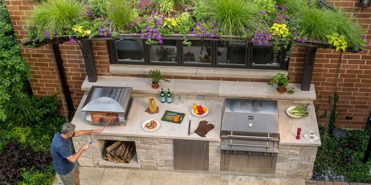 Outdoor Kitchen: Great Idea For You | Kitchens Designs Ideas