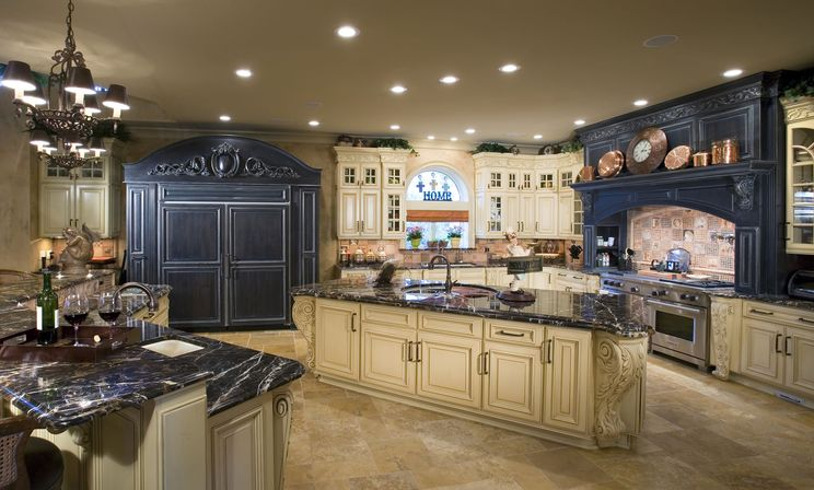 How to make chef kitchen design kitchens designs ideas for Pictures for kitchen